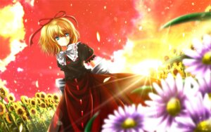 Rating: Safe Score: 11 Tags: medicine_melancholy nekominase touhou wallpaper User: Konngara