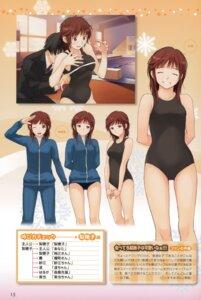 Rating: Safe Score: 20 Tags: amagami sakurai_rihoko screening swimsuits takayama_kisai User: Prishe