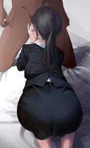 Rating: Explicit Score: 36 Tags: ass business_suit fellatio koh_(minagi_kou) User: yanis