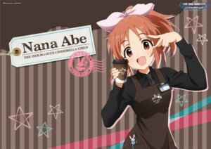 Rating: Safe Score: 20 Tags: abe_nana tagme the_idolm@ster the_idolm@ster_cinderella_girls waitress User: saemonnokami