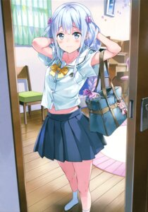 Rating: Questionable Score: 113 Tags: eromanga-sensei fixed izumi_sagiri seifuku tiv User: fireattack