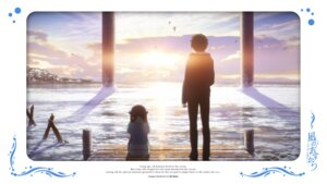 Rating: Safe Score: 9 Tags: kihara_tsumugu nagi_no_asukara shiodome_miuna User: alice4