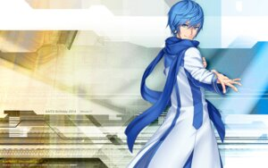 Rating: Safe Score: 9 Tags: 2d headphones kaito male vocaloid wallpaper User: ayura97