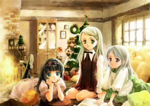 Rating: Safe Score: 12 Tags: dee estrella kuramoto_kaya liddel little_stars_on_the_earth wisteria User: Imbir