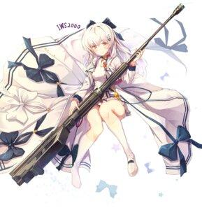 Rating: Questionable Score: 33 Tags: blackcow girls_frontline gun iws-2000_(girls_frontline) uniform User: hiroimo2
