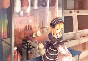 Rating: Safe Score: 44 Tags: dararito gothic_lolita lolita_fashion User: zero|fade