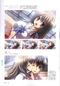 Rating: Safe Score: 5 Tags: hishida_ayame minori natsuzora_no_perseus seifuku yuzuna_hiyo User: fireattack