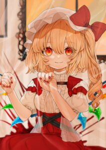 Rating: Safe Score: 13 Tags: flandre_scarlet gotoh510 tagme touhou wings User: Mr_GT