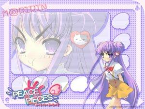 Rating: Safe Score: 12 Tags: ito_noizi peace@pieces unisonshift wallpaper yamada_maririn User: cyanoacry