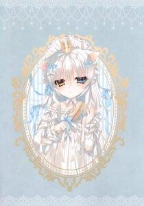 Rating: Safe Score: 11 Tags: animal_ears dress gothic_lolita heterochromia lolita_fashion nekomimi tsukikage_nemu User: kiyoe