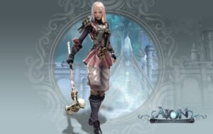 Rating: Safe Score: 6 Tags: aion cg nc_soft wallpaper User: Radioactive