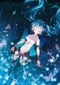 Rating: Safe Score: 10 Tags: hatsune_miku miku_append tottsuan vocaloid vocaloid_append User: charunetra