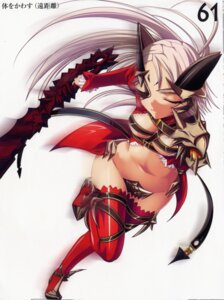 Rating: Questionable Score: 15 Tags: aldra kantaka queen's_blade User: admin2