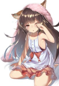 Rating: Safe Score: 65 Tags: animal_ears aster_(granblue_fantasy) granblue_fantasy topia User: Mr_GT