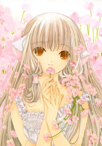 Rating: Safe Score: 10 Tags: chii chobits clamp User: syaoran-kun