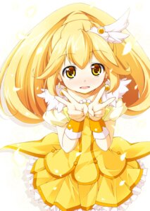 Rating: Safe Score: 23 Tags: kamisaki_sora kise_yayoi pretty_cure smile_precure! User: fairyren