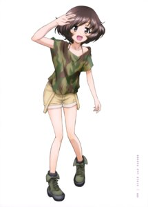 Rating: Safe Score: 26 Tags: akiyama_yukari girls_und_panzer see_through User: drop