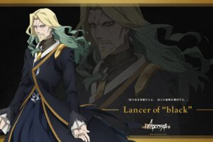 Rating: Safe Score: 9 Tags: fate/apocrypha fate/stay_night lancer_of_black_(fate/apocrypha) male tagme User: hddj