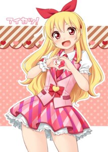 Rating: Safe Score: 23 Tags: aikatsu! hoshimiya_ichigo hzk User: fairyren