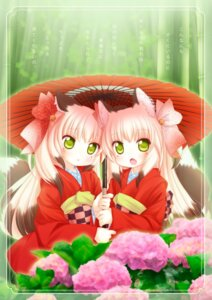 Rating: Safe Score: 19 Tags: animal_ears japanese_clothes nagomi_itsuki nekomimi User: fireattack