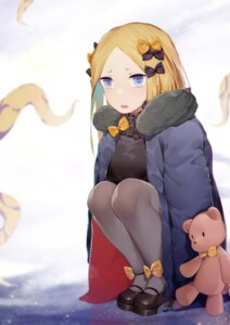 Rating: Safe Score: 15 Tags: abigail_williams_(fate/grand_order) fate/grand_order heels pantyhose tentacles toki_(1243309499) User: Mr_GT