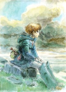 Rating: Safe Score: 8 Tags: kaze_no_tani_no_nausicaa nausicaa User: Radioactive