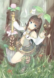 Rating: Safe Score: 45 Tags: monster_girl ruma_imaginary see_through User: Mr_GT
