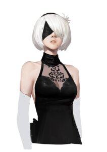 Rating: Safe Score: 33 Tags: dress gods nier_automata yorha_no.2_type_b User: Mr_GT