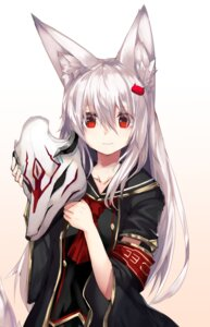 Rating: Safe Score: 24 Tags: animal_ears haik seifuku User: Mr_GT