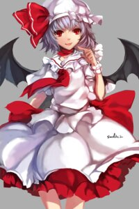 Rating: Safe Score: 32 Tags: remilia_scarlet swd3e2 touhou wings User: Romio88