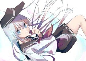 Rating: Safe Score: 12 Tags: hibiki_(kancolle) kantai_collection seifuku tetuw User: BattlequeenYume