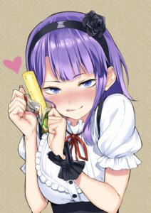 Rating: Safe Score: 79 Tags: dagashi_kashi heirou shidare_hotaru User: Mr_GT