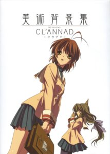 Rating: Safe Score: 6 Tags: clannad furukawa_nagisa ibuki_fuuko screening seifuku User: sdlin2006