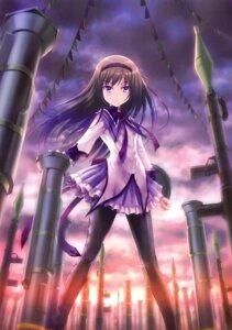 Rating: Safe Score: 38 Tags: akemi_homura goto-p gun puella_magi_madoka_magica User: Hatsukoi