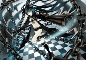 Rating: Safe Score: 16 Tags: bikini_top black_rock_shooter black_rock_shooter_(character) suya000 vocaloid User: cattypkung