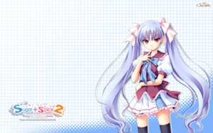 Rating: Safe Score: 18 Tags: ginta hiiragi_ginga seifuku sugar+spice_2 thighhighs wallpaper User: girlcelly