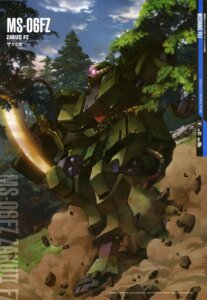 Rating: Safe Score: 4 Tags: abe_shingo gundam gundam_0080_war_in_the_pocket mecha User: drop