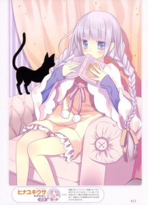 Rating: Safe Score: 39 Tags: hinayuki_usa neko User: crim