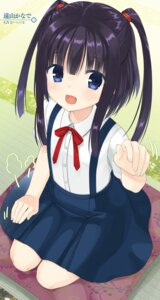 Rating: Safe Score: 55 Tags: hidan_no_aria kobuichi seifuku tooyama_kanade User: kiyoe