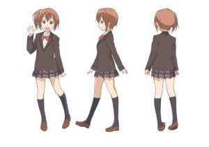 Rating: Safe Score: 17 Tags: aiura aliasing amaya_kanaka character_design seifuku User: Radioactive
