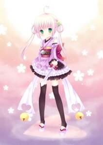 Rating: Safe Score: 37 Tags: lolita_fashion mizuse_ruka thighhighs wa_lolita User: 椎名深夏