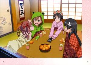 Rating: Safe Score: 17 Tags: dress misaka_mikoto pajama saten_ruiko shirai_kuroko sweater to_aru_kagaku_no_railgun to_aru_majutsu_no_index uiharu_kazari User: drop