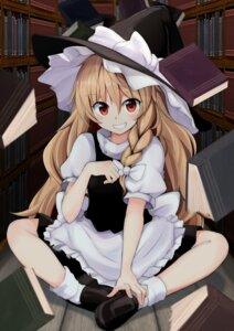 Rating: Safe Score: 55 Tags: kazenoko kirisame_marisa touhou witch User: Mr_GT