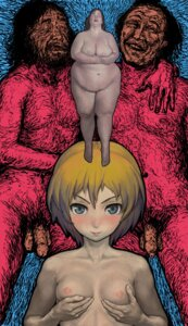 Rating: Explicit Score: 5 Tags: breast_hold guro nababa naked nipples penis uncensored User: Radioactive