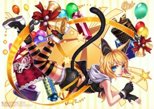 Rating: Safe Score: 20 Tags: animal_ears curry_bowl kagamine_rin nekomimi tail thighhighs vocaloid User: Mr_GT