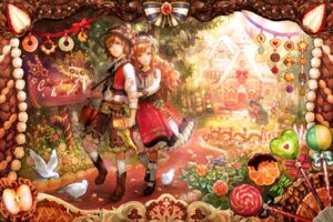 Rating: Safe Score: 22 Tags: chibi_(artist) gretel_(hansel_and_gretel) hansel_and_gretel hansel_(hansel_and_gretel) User: blooregardo