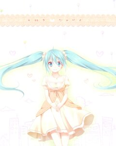 Rating: Safe Score: 30 Tags: dress hatsune_miku ku vocaloid User: Nekotsúh