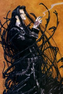 Rating: Safe Score: 3 Tags: isaak_fernand_von_kampfer male thores_shibamoto trinity_blood uniform User: Radioactive