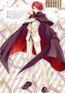 Rating: Safe Score: 13 Tags: male tatekawa_mako umineko_no_naku_koro_ni ushiromiya_battler wnb User: crim