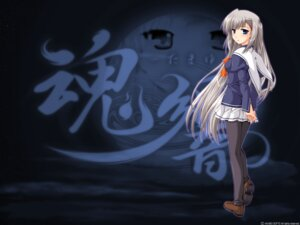 Rating: Safe Score: 12 Tags: akabeisoft2 alpha seifuku tamayura wallpaper User: alimilena